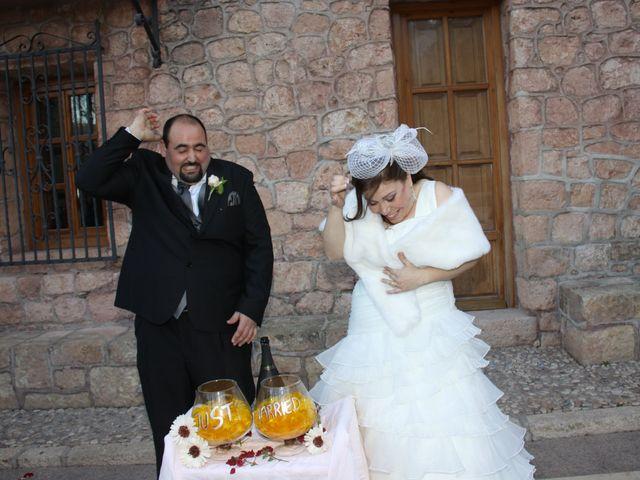 La boda de Noemí y Salva en Totana, Murcia 8