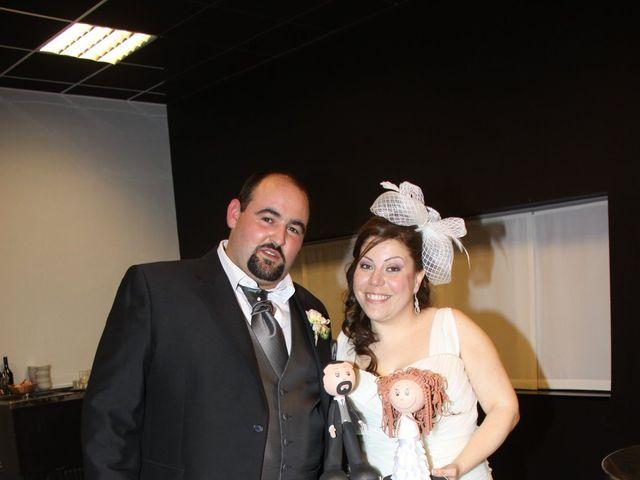 La boda de Noemí y Salva en Totana, Murcia 11