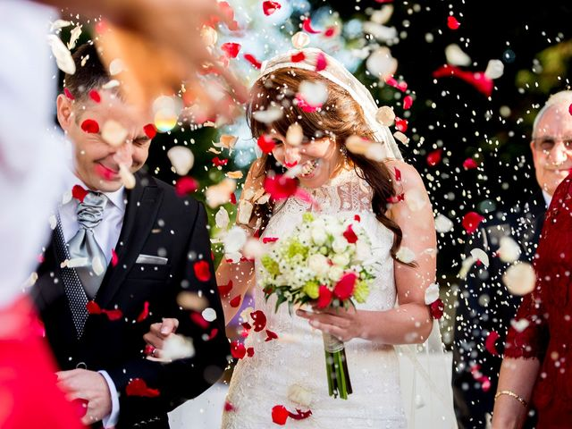 La boda de Patrick y Ana en Lugo, Lugo 34