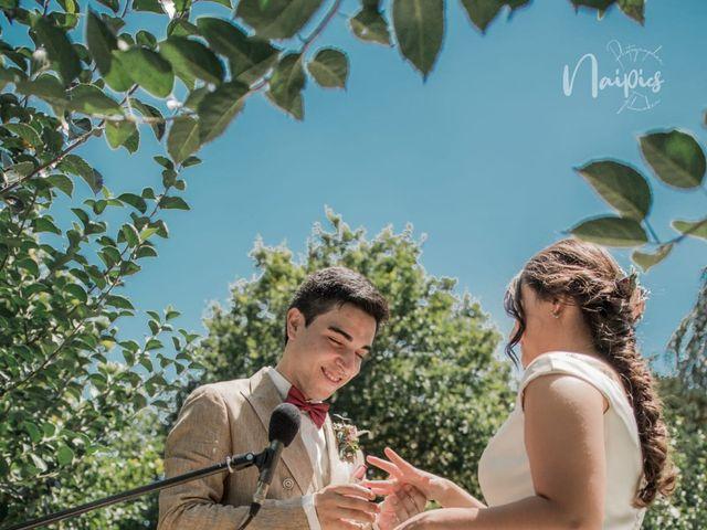 La boda de Joel y Saraí en Silleda (Casco Urbano), Pontevedra 3
