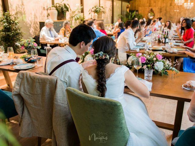 La boda de Joel y Saraí en Silleda (Casco Urbano), Pontevedra 10