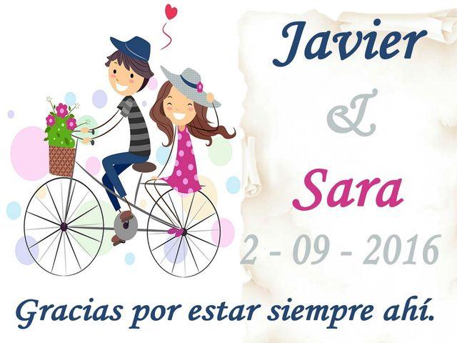 La boda de Javi   y Sara   en Plasencia, Cáceres 14