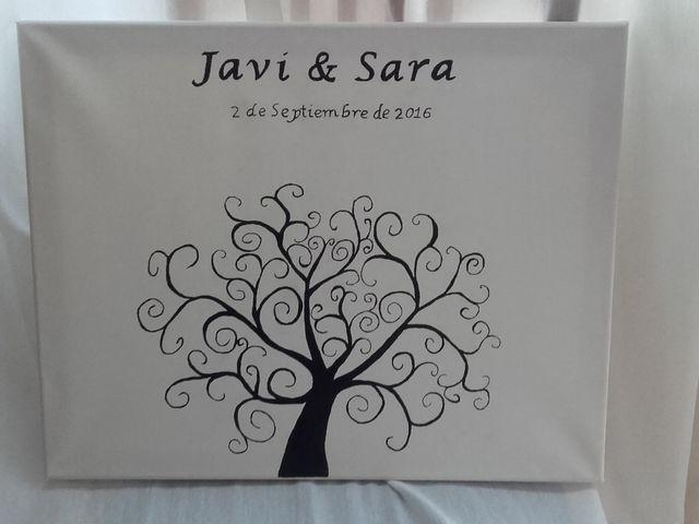 La boda de Javi   y Sara   en Plasencia, Cáceres 15