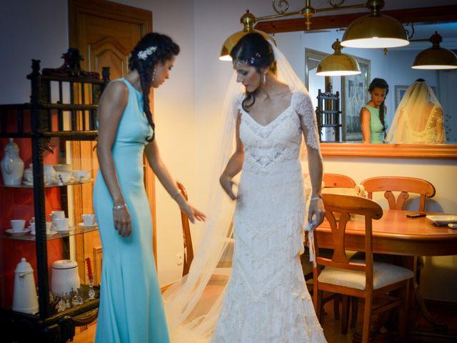 La boda de Jose y Natalia en Puertollano, Ciudad Real 34