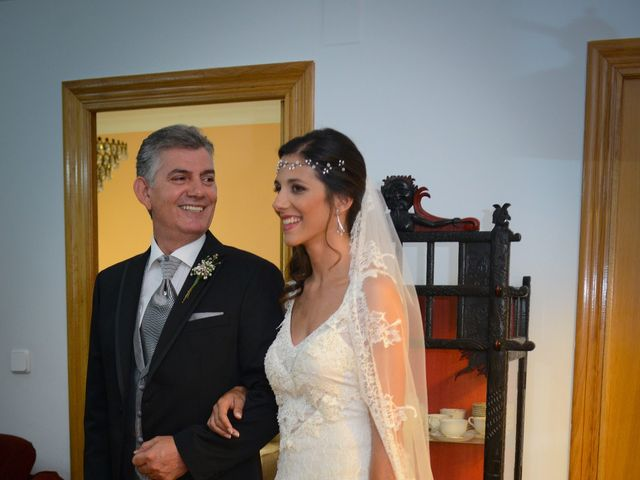 La boda de Jose y Natalia en Puertollano, Ciudad Real 38