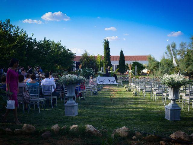 La boda de Jose y Natalia en Puertollano, Ciudad Real 40