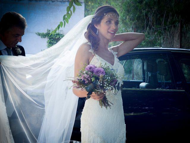 La boda de Jose y Natalia en Puertollano, Ciudad Real 45