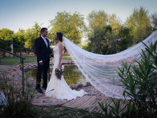 La boda de Jose y Natalia en Puertollano, Ciudad Real 65