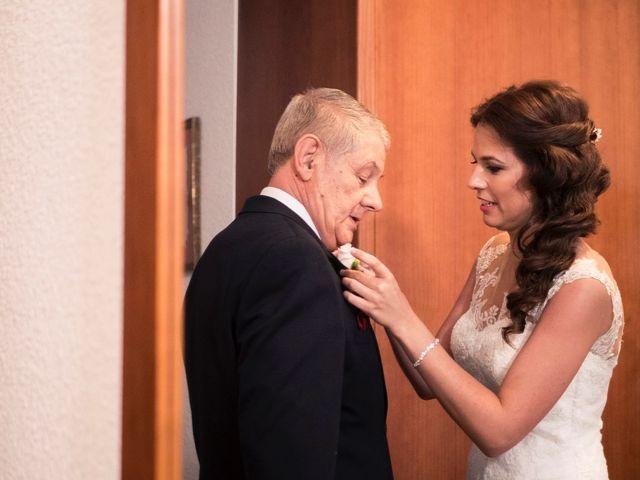 La boda de Carlos y Eva en La Gineta, Albacete 11