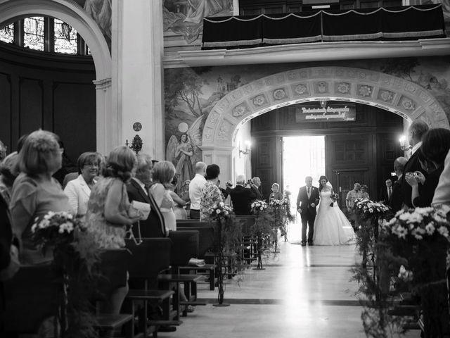 La boda de Carlos y Eva en La Gineta, Albacete 17