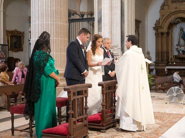 La boda de Carlos y Eva en La Gineta, Albacete 19