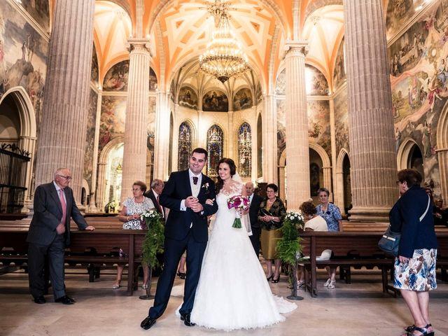 La boda de Carlos y Eva en La Gineta, Albacete 22