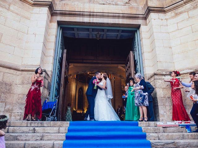La boda de Carlos y Eva en La Gineta, Albacete 2