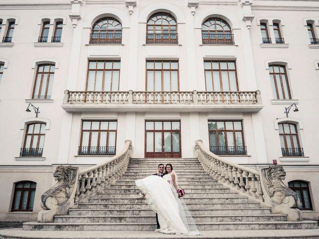 La boda de Carlos y Eva en La Gineta, Albacete 1