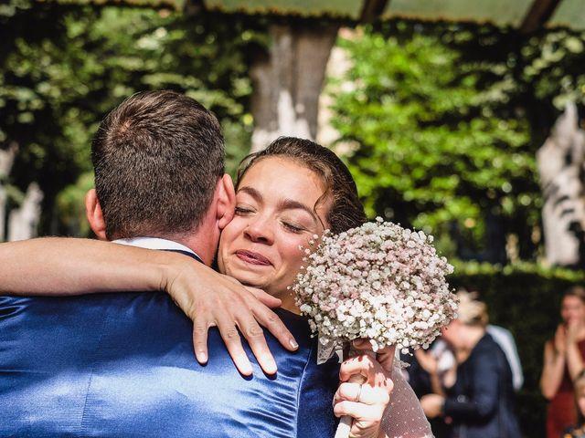 La boda de June y Folkert