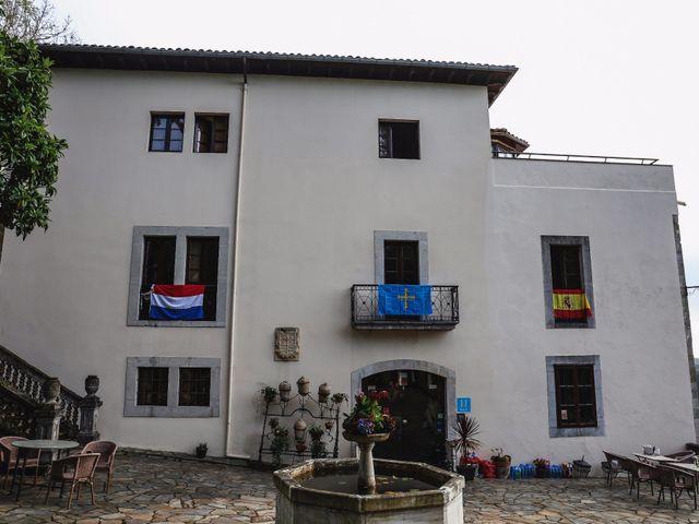 La boda de Folkert y June en Malleza, Asturias 36