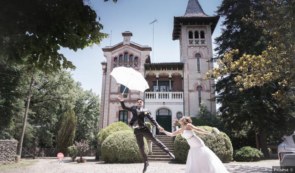 La boda de Pere y Helena en Les Planes D'hostoles, Girona