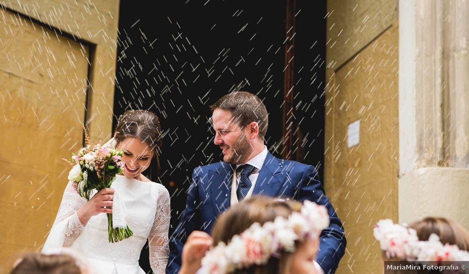 La boda de Javier y Anna en Fontanars Dels Alforins, Valencia
