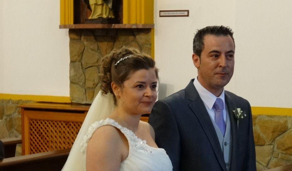 La boda de Jorge y Vanessa en Oviedo, Asturias
