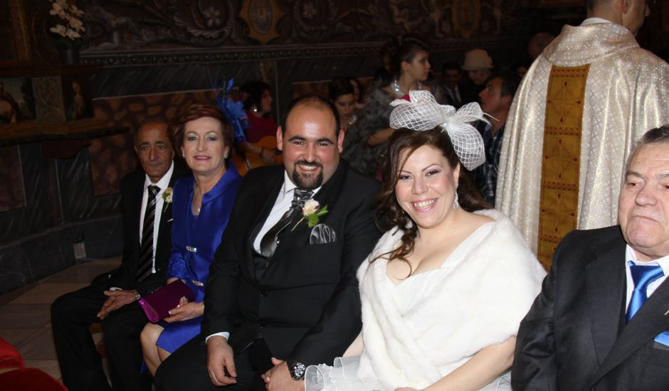 La boda de Noemí y Salva en Totana, Murcia
