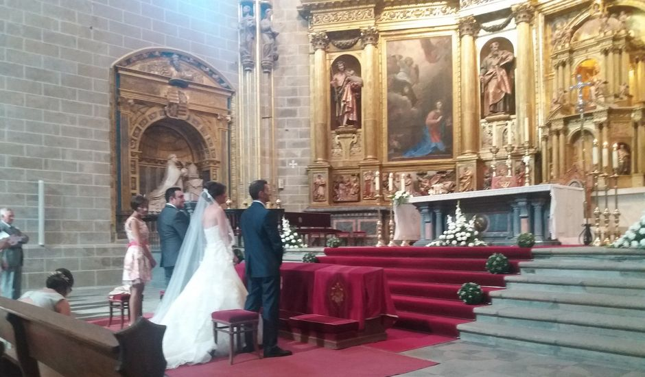 La boda de Javi   y Sara   en Plasencia, Cáceres