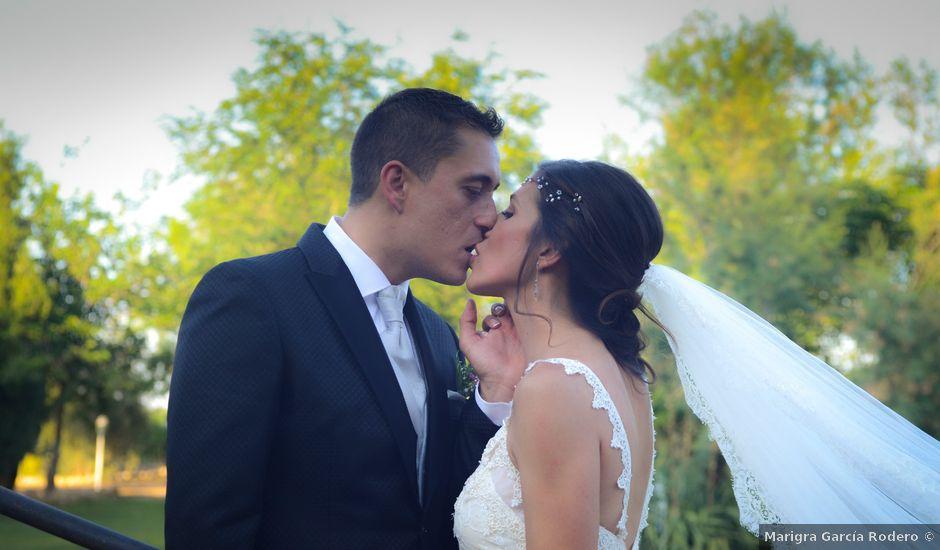 La boda de Jose y Natalia en Puertollano, Ciudad Real