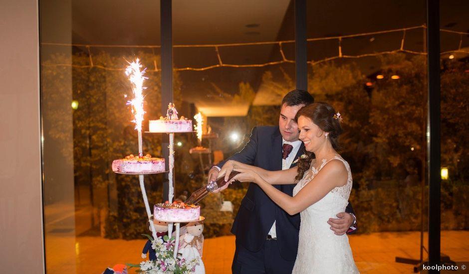 La boda de Carlos y Eva en La Gineta, Albacete
