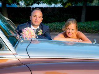 La boda de Laia y Paco