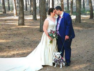 La boda de Andrea  y chechu 1