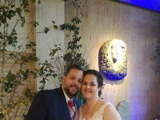 La boda de Andrea  y chechu 2