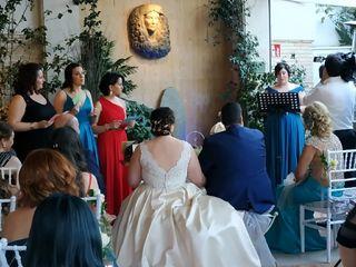La boda de Andrea  y chechu 3