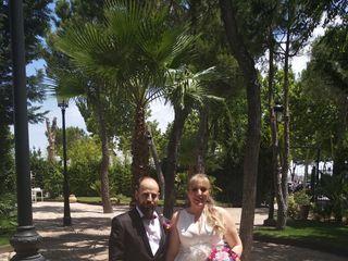 La boda de Patricia y Christian 1
