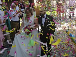 La boda de Patricia y Christian