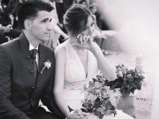 La boda de Cristina  y José María