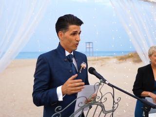 La boda de Cristina  y José María 3