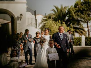 La boda de Azahara y Francisco Javier 2