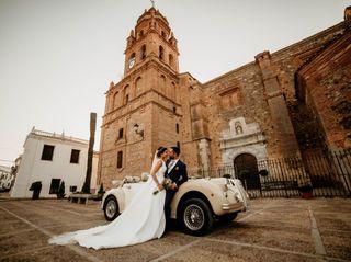 La boda de Azahara y Francisco Javier