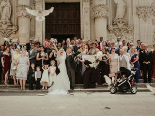 La boda de Siobhan y Linus