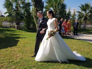 La boda de Cristina y Adrián  1