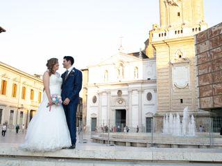 La boda de Raquel  y Jorge