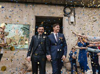 La boda de Cami y Pepi 1