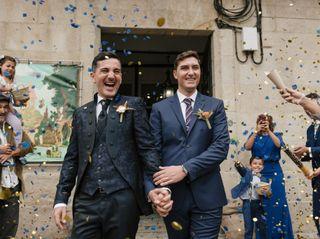 La boda de Cami y Pepi