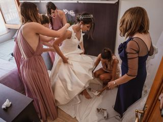 La boda de Álex y Anabel 1