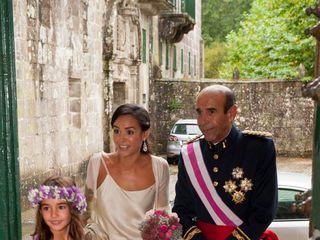 La boda de Eugenia y Diego 1