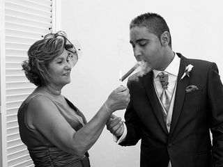 La boda de Mª Mar y Luis Miguel 2