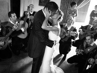 La boda de Mª Mar y Luis Miguel