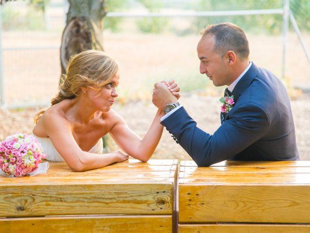 La boda de Paco y Laia en Lleida, Lleida 30