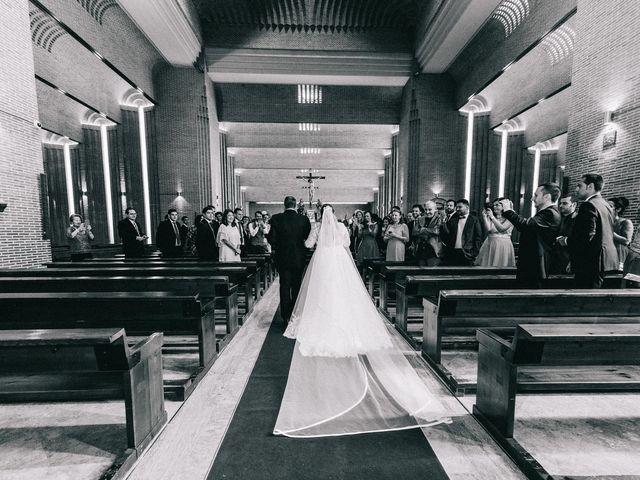 La boda de Dani y Eli en Madrid, Madrid 11