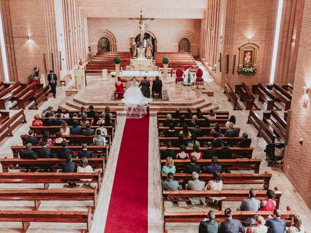 La boda de Dani y Eli en Madrid, Madrid 12
