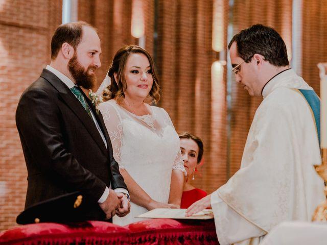 La boda de Dani y Eli en Madrid, Madrid 14